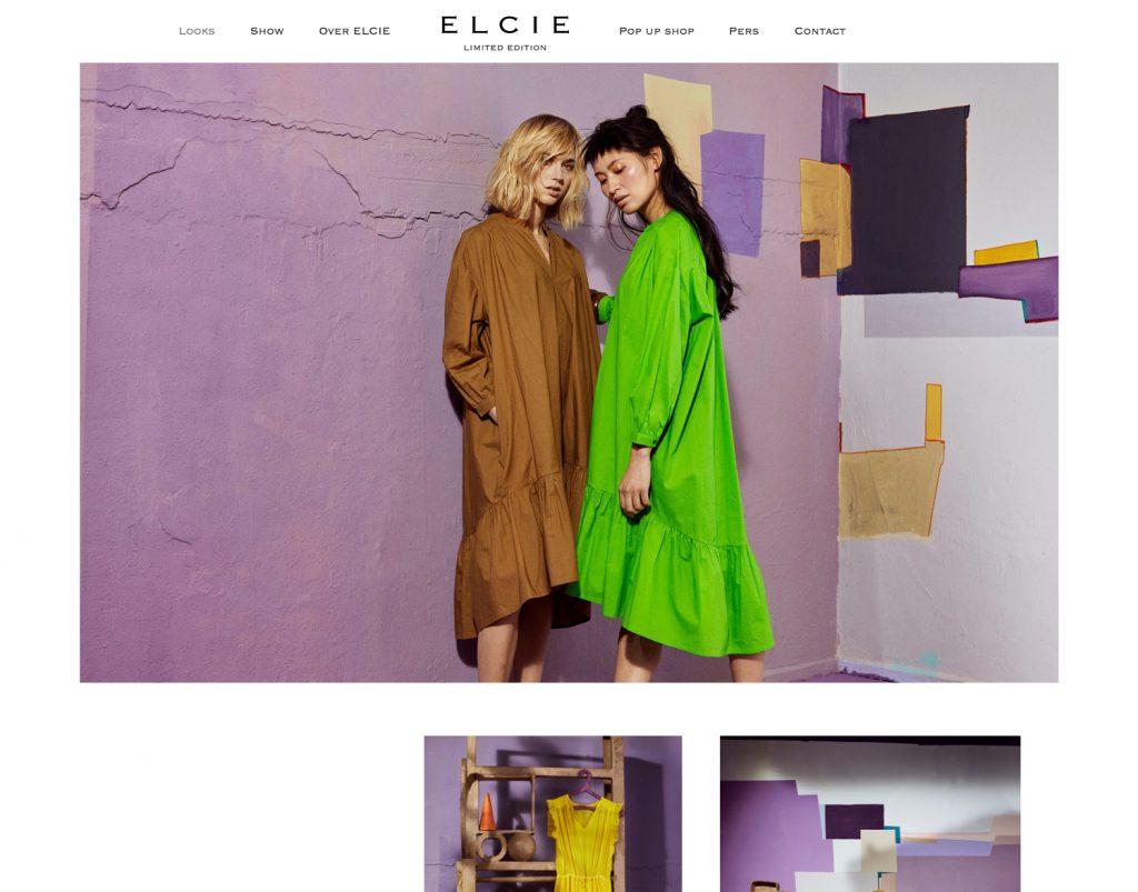 website ELCIE